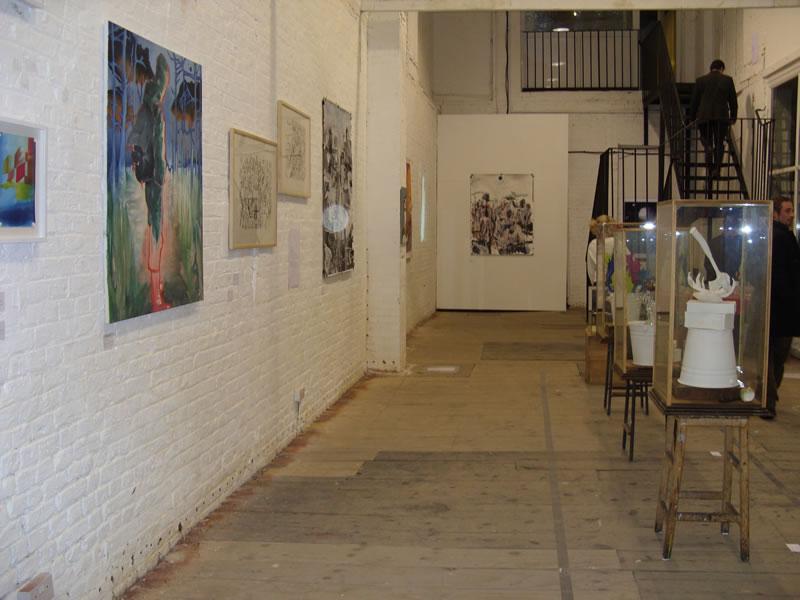 'Nostalgia' exhibition, Camden, London