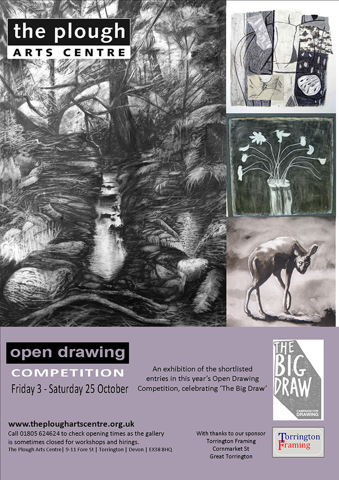 Plough Open Drawing Competition 2014