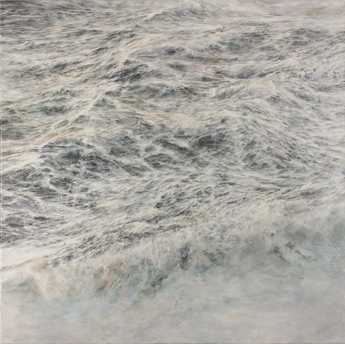 Longlisted For Jackson's Open Painting Prize 2018