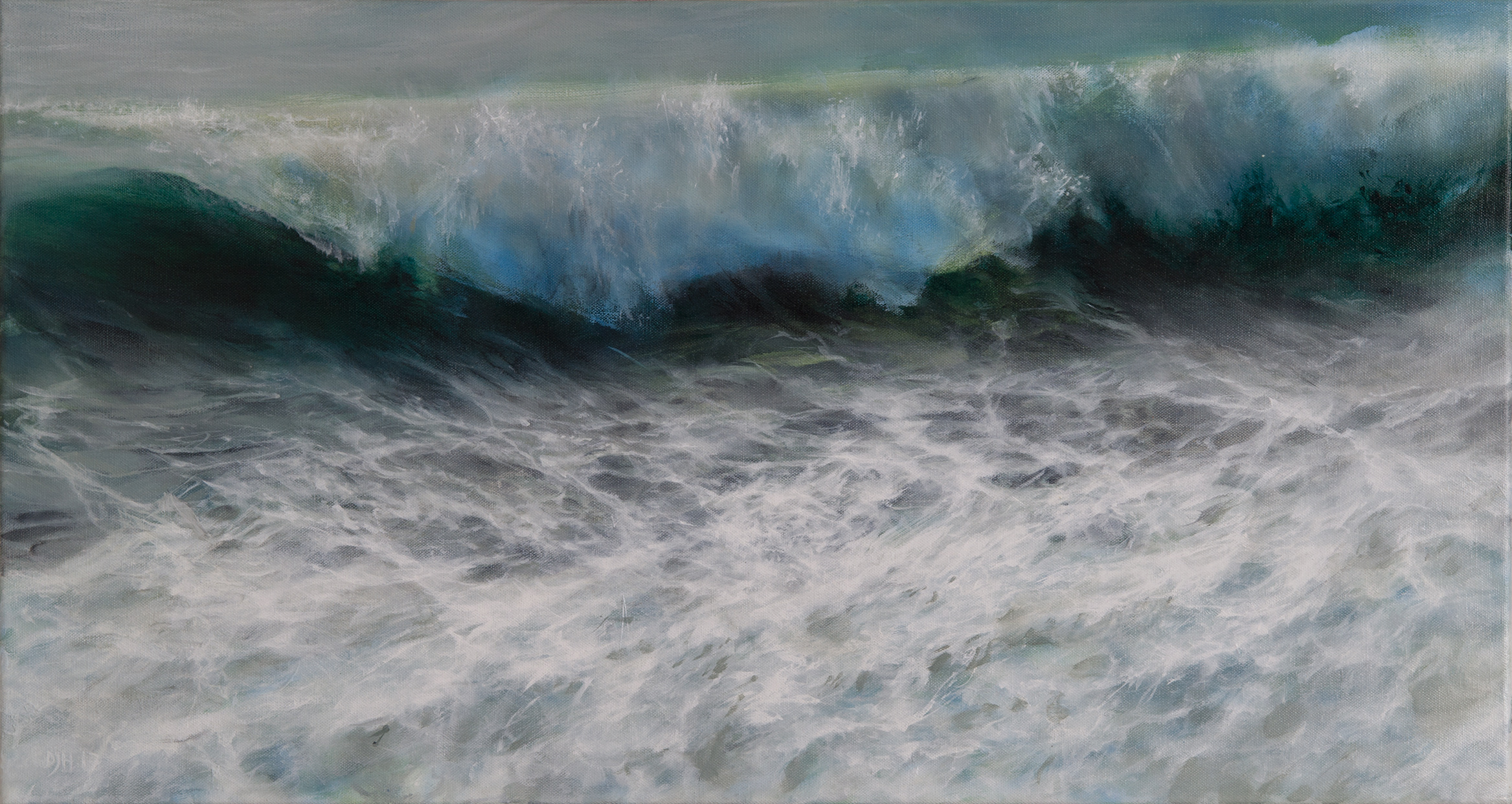 THE SEASONAL – A Solo Xmas Exhibition At The Castle, Bude. 4th Dec 2020 – 8th Jan 2021